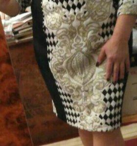 Платье 54/ турция