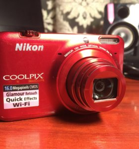 Фотоаппарат Nikon + чехол