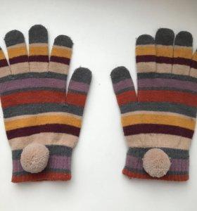 Детские перчатки H&M