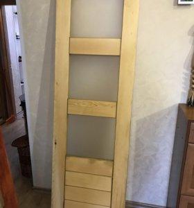 Продам межкомнатные деревянные двери 2 шт