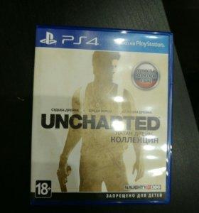 Uncharted 3 в 1 (1,2,3 части)