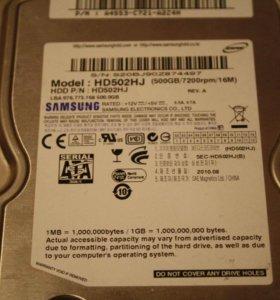 HDD Samsung HD502HJ