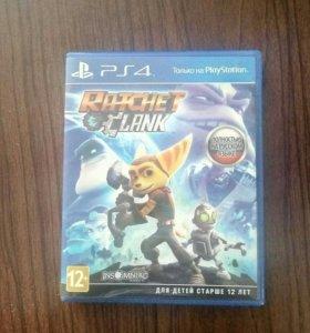 Игра на PS4 обмен!