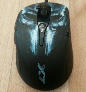 Игравая мышка x7