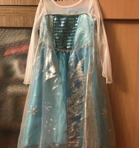 Нарядное платье Эльза