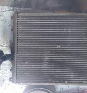 продам радиатор основной suzuki wagon r ma64s