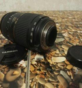 Обьектив Tamron af70-300mm