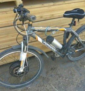 Электровелосипед 500 Ватт