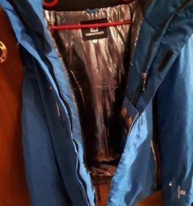 Горнолыжный костюм Salomoн зима
