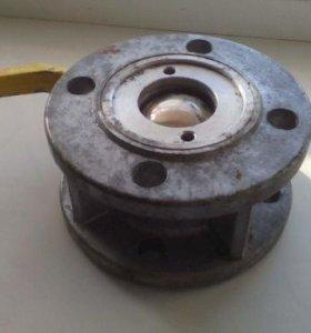Кран шаровой фланцевый диаметр 50