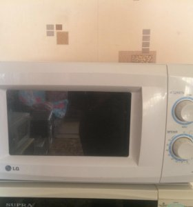 LG микроволновая печь