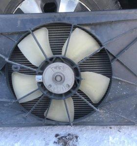 Радиатор тойота премия