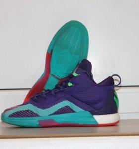 Баскетбольные кроссовки Adidas J Wall 2