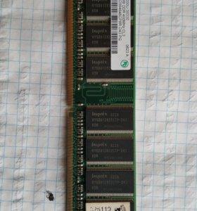 Память 512мб ddr400 cl3