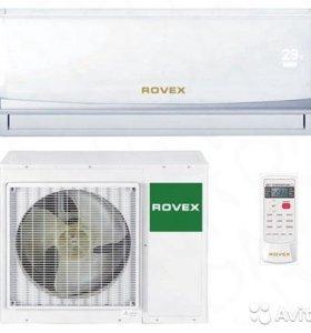 Сплит-система Rovex ALS1 09 + Wi-Fi (30 кв.м.)