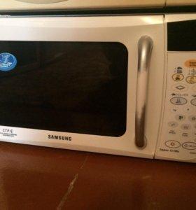 Микроволновка Samsung Super Grill