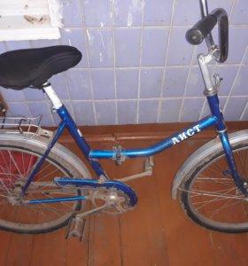 Аист велосипед