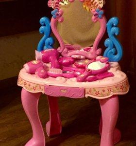 Столик туалетный для маленькой принцессы 👸
