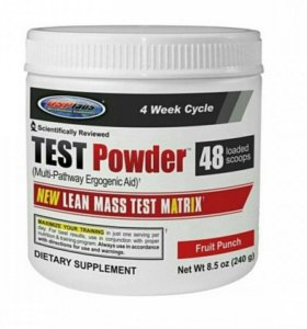 TEST Powder (USPlabs)