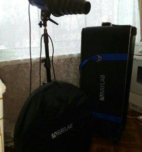 Фотостудийное световое оборудование RayLab