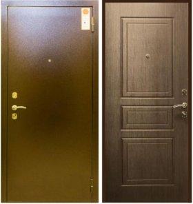 """Входные металлические двери """"ТУЛЬСКИЕ ДВЕРИ"""""""