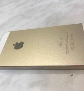 iPhone 5s, 16gb золотой, состояние 5 👍🏻   Торг