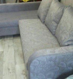 Перетяжка ремонт мебели