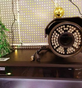 Новогодний комплект Satvision!!! Улица!!!