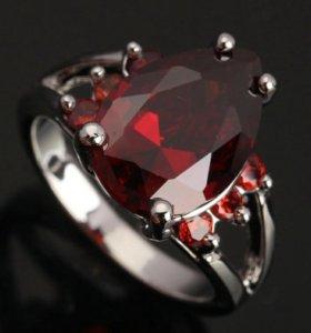 Кольцо серебрение арт 217