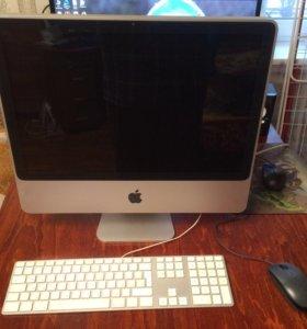 Моноблок Apple iMac 2007 года выпуска