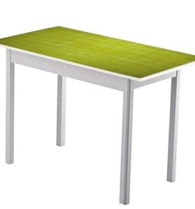Стол кухонный обеденный размер 1000х670х750
