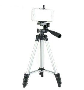 Штатив для телефона и фото-видео камер