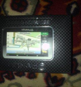 GPS-навигатор Prestigio 5566HD