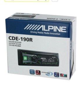 Новый Alpine 190R
