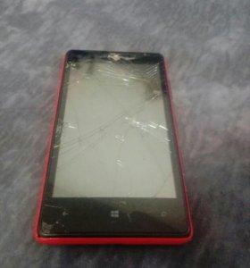 Nokia lumia 820 на запчасти