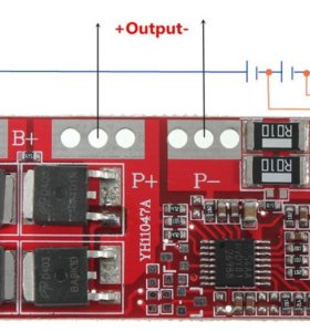 Контроллеры заряда -разряда LI-ION 18650