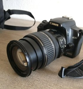 Фотоаппарат Canon EOS-1000D