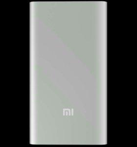 Mi Power Bank 5000 мА·ч