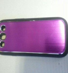 Силиконовый чехол для Samsung i9300