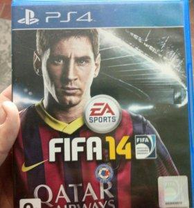 FIFA 14 Play Station 4