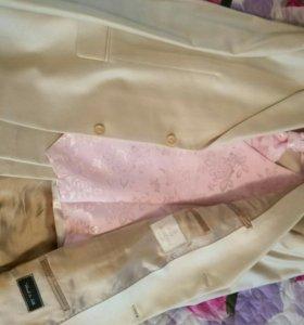 Свадебный костюм-тройка Зеленоград