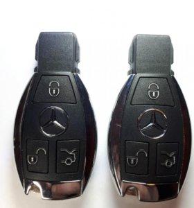 Ключ Mercedes S-class