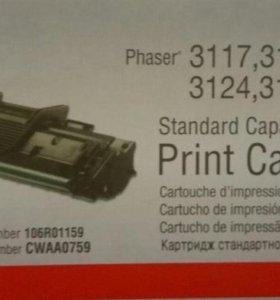 Картридж Xerox 3117,3122,3124,3125