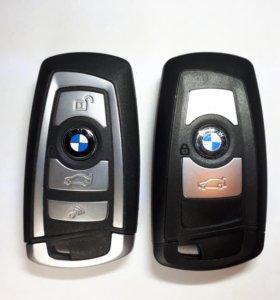 Ключ BMW F E X