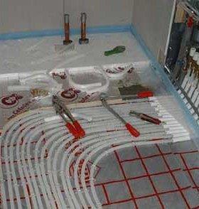 Системы отопления, водоснабжения и канализации