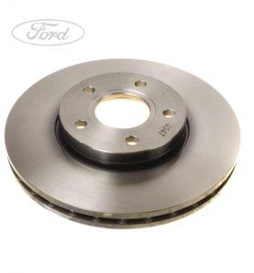 Передние тормозные вентилируемые диски Ford