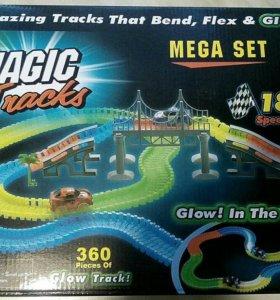 Magic Tracks, 360 деталей