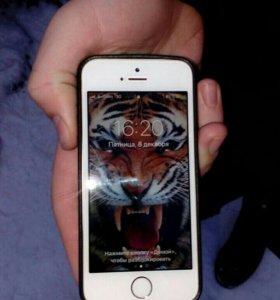 IPhone 5S, золотой