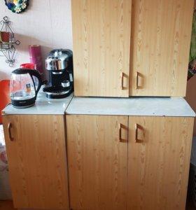 Кухня Мебель б/у 7 шкафов