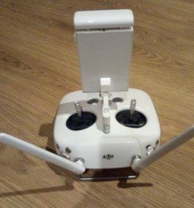 Пульт для квадрокоптера фантом 3 про или эдванс